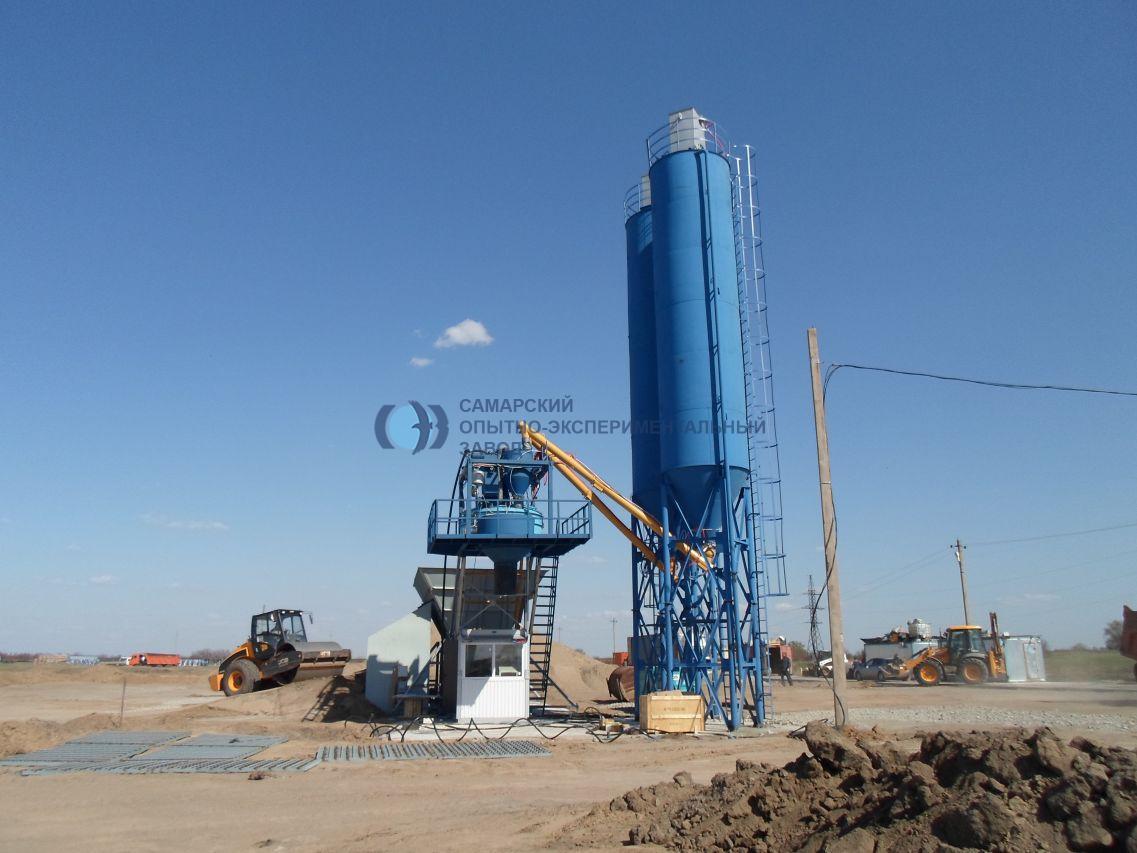 завод авангард бетон